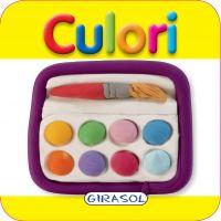 Carticica pentru cei mici Girasol - Culori