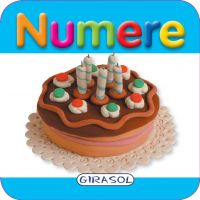 Carticica pentru cei mici Girasol - Numere