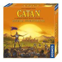 CAT-LC_001w Joc Catan, Legenda cuceritorilor, editie aniversara 20 de ani