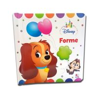 CC72_001 Carte copii Forme, Disney