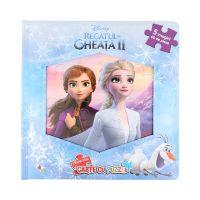 CCP117_001 Prima mea carte cu puzzle Disney Frozen 2
