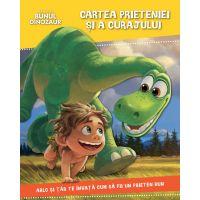 CDCA12_001w Carte Editura Litera, Disney. Bunul dinozaur. Cartea prieteniei si a curajului