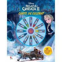 Carte Editura Litera, Disney. Regatul de gheata II