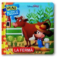 CDDB20_001 Mini puzzle Disney, La ferma. Reeditare