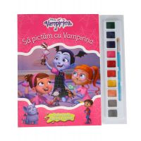 CDJ50_001 Carticica de colorat Vampirina, Disney