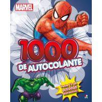 CDMCA13_001 Carte cu autocolante Spiderman, Marvel