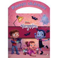 Carte Editura Litera, Disney, Vampirina, Povesti calatoare