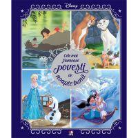CDPOV48_001w Carte Editura Litera, Disney. Cele mai frumoase povesti de noapte buna