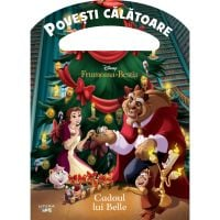 Carte Editura Litera, Disney, Frumoasa si Bestia. Cadoul lui Belle