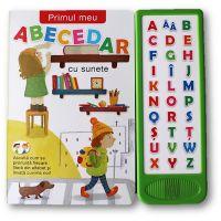 CEDDIV69_001w Carte Editura Litera, Primul meu abecedar cu sunete