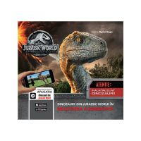 CEDIV65_001w Carte editura Litera, Jurassic World. Un regat in ruina, Realitatea Augmentata