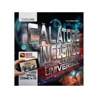 CEDIV75_001w Carte editura Litera, Calatorie In Cosmos. Exploreaza universul in realitatea augmentata