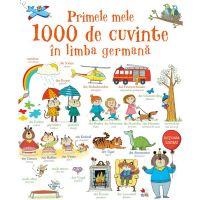 CEDLB01_001w Carte Editura Litera, Primele mele 1000 de cuvinte in limba germana