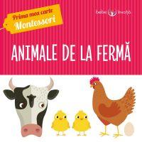 CEDMONT11_001 Prima mea carte Montessori - Animale de la Ferma