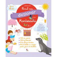 CEDMONT14_001w Carte Editura Litera, Primul meu dictionar Montessori