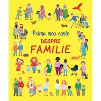 CEDUS10_001w Carte Editura Litera, Prima mea carte despre familie