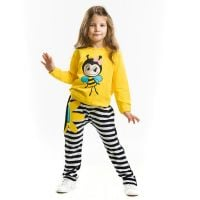20204171 Set bluza si pantaloni sport Bee Happy Denokids