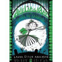 CFS100_001w Carte Editura Litera, Amelia Von Vamp si hotul de amintiri, Laura Ellen Anderson