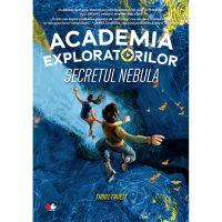 CFS68_001w Carte Editura Litera, Academia exploratorilor. Secretul Nebula
