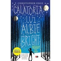 CFS97_001w Carte Editura Litera, Calatoria lui Albie Bright, Christopher Edge