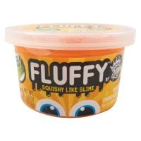 CK110284 Gelatina Compound Kings - Fluffy Slime, Orange, 75 g