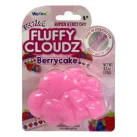 CK300000 Slime parfumat cu surpriza Compound Kings - Fluffy Cloudz, Berrycake