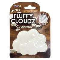 CK300000 Slime parfumat cu surpriza Compound Kings - Fluffy Cloudz, Cococraze