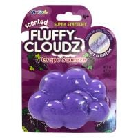CK300000 Slime parfumat cu surpriza Compound Kings - Fluffy Cloudz, Grape Squeeze