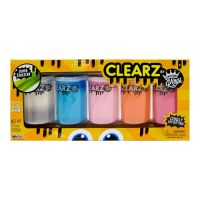 CK300037 Set Gelatina Compound Kings - Clearz Slime, 450 g