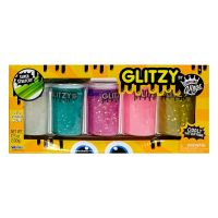 CK300037 Set Gelatina Compound Kings - Glitzy Slime, 450 g