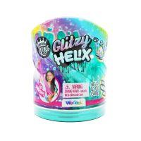 CK301015 111679-1 Slime, Compound Kings, Glitzy Helix, 111679-1