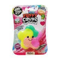 CK301016_Slime parfumat cu surpriza, Compound Kings, Neon Fluffy Cloudz, Frutty Floral, 80 g