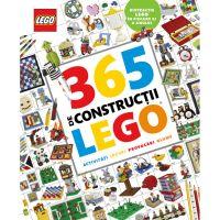 CLEG07_001w Carte Editura Litera, Lego. 365 de constructii Lego