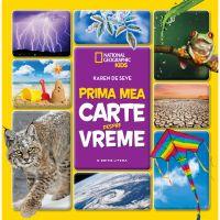 CNG55_001w Carte Editura Litera, Prima mea carte despre vreme