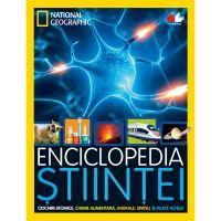 CNG62_001w Carte Editura Litera, Enciclopedia stiintei