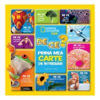 CNG75_001w Carte Editura Litera, De ce Prima mea carte de intrebari