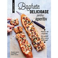 Baghete delicioase pentru aperitiv, Larousse