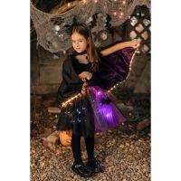 Costum de Halloween, Fustite Cu Luminite cu bratara handmade