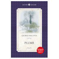 CPB131_001w Carte Editura Litera, Plumb, George Bacovia