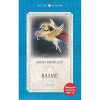 CPB141_001w Carte Editura Litera, Basme, Mihai Eminescu