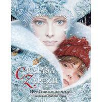 CPB170_001w Carte Editura Litera, Craiasa Zapezii, Hans Christian Andersen