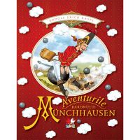 CPB186_001w Carte Editura Litera, Aventurile baronului Munchhausen