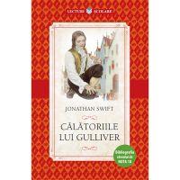 CPB191_001w Carte Editura Litera, Calatoriile lui Gulliver