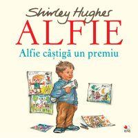 CPBA07_001w Carte Editura Litera, Alfie. Alfie castiga un premiu, Shirley Hughes
