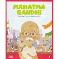 Carte Editura Litera, Micii Eroi, Mahatma Gandhi