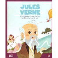 CPBME16_001w Carte Editura Litera, Micii Eroi, Jules Verne