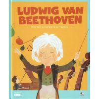 CPBME20_001 Carte Editura Litera, Micii Eroi, Beethoven