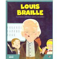 CPBME36_001w Carte Editura Litera, Micii eroi. Louis Braille