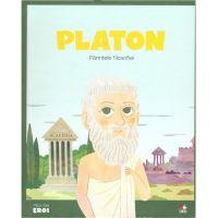 CPBME43_001w Carte Editura Litera, Micii eroi. Platon