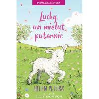 CPBPML119_001w Carte Editura Litera, Lucky, un mielut puternic, Helen Peters